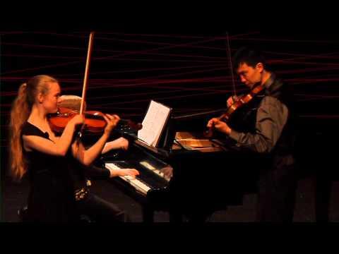 TEDxOverlake - Jeffrey Lee & Lizzy Pedersen - Performance