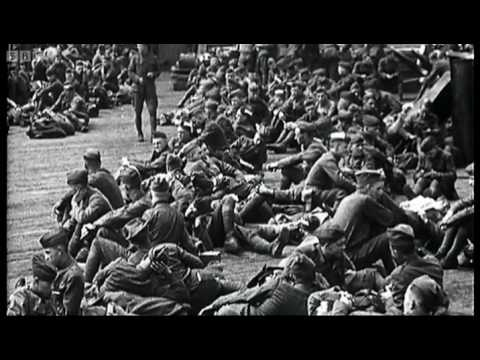 US troops enter WW1 - Timewatch - BBC