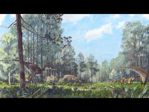 Were Dinosaurs Undergoing Long-Term Decline Before Mass Extinction?