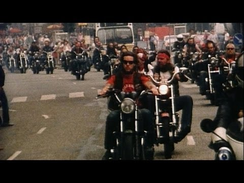 Outlaw Bikers: Angels Go Global