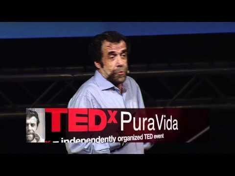 TEDxPura Vida 2012 - Miguel Bechener - Tecnologías para la equidad y la inclusión social
