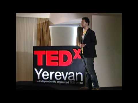 TEDxYerevan -  Alexis Ohanian -  You've Lost Control  and that's OK!