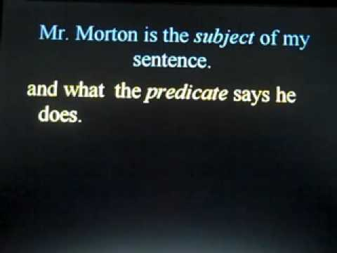Tale of Mr Morton
