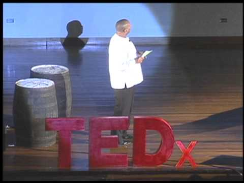 "TEDxUWI Caribbean Story- Ian Royer- The Caribbean ""Love Mark"""