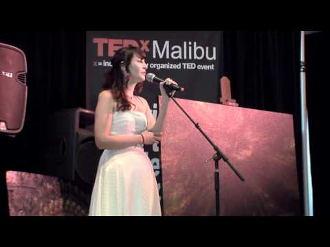 TEDxMalibu - Holly Kerk - Music in the New Paradigm