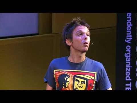 TEDxParisSalon - Manu Mars - Mon papa 3.0
