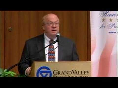Richard Norton Smith on Woodrow Wilson (2 of 6)