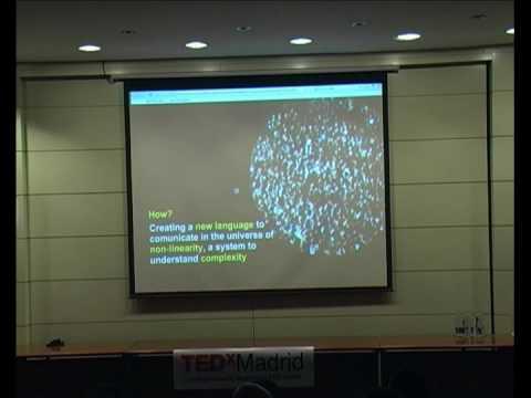 TEDxMadrid - Andres Ortiz - 10/03/09