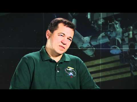 Russian Flight Engineer Makes First Foray into Space