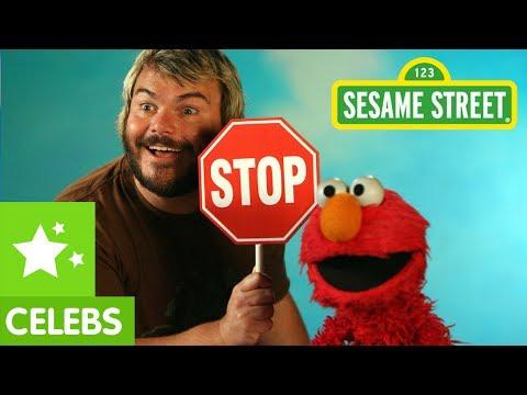Sesame Street: Jack Black defines Octagon
