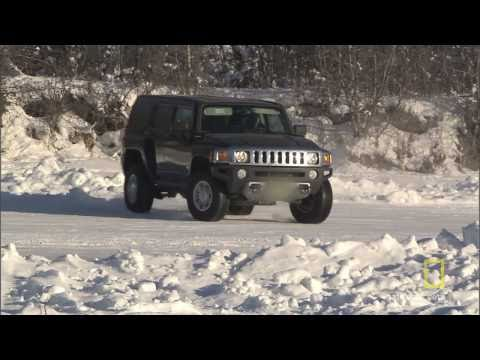 The Fairbanks Ice Track