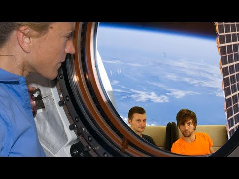 Real Space Stations - YouTube Space Lab with Liam & Brad