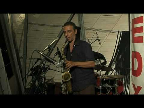 TEDxPalermo - Gianni Gebbia - Circular Breathing Technique for a Sax Performance