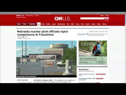 U.S. Nuclear Sites in Harm's Way