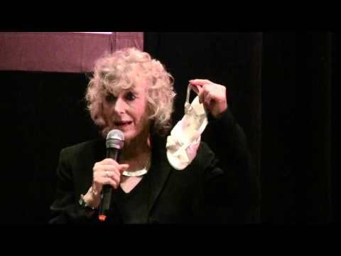 TEDxMalibu - Rabbi Judith Halevy-  It's All About The Shoes