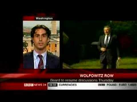 Paul Wolfowitz to Resign World Bank Presidency - BBC