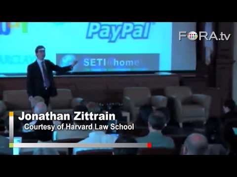 The Disruptive Power of the Generative Internet - Jonathan Zittrain
