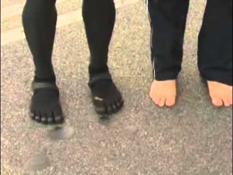 The NBT: Shoes with Toes