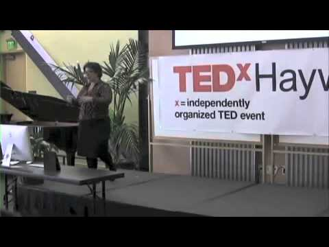 TEDxHayward - Jessica Margolin - The Things in Life That Really Matter
