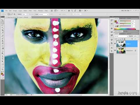 Photoshop Top 40 #37 - The Fill functions