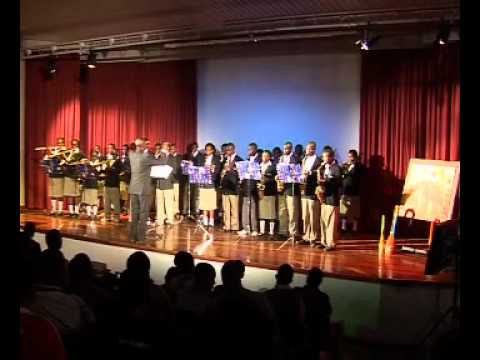 TEDxNairobi - Meru Music Project - Musical Performance