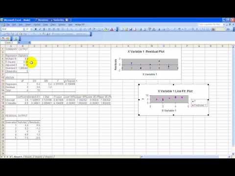 regression analysis 2