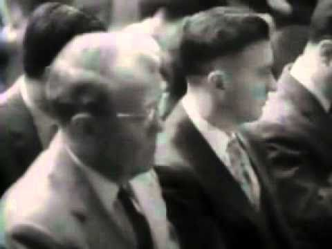 Universal Newsreel Vol. 32 Release 25-32: Eisenhower Speaks About Summit Meeting (1959)