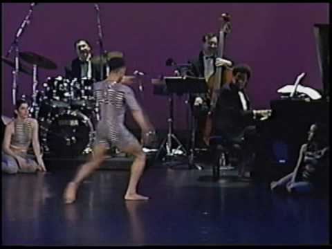 Step Into My Dream, Billy Taylor/David Parsons, Jazz/Dance Part 5
