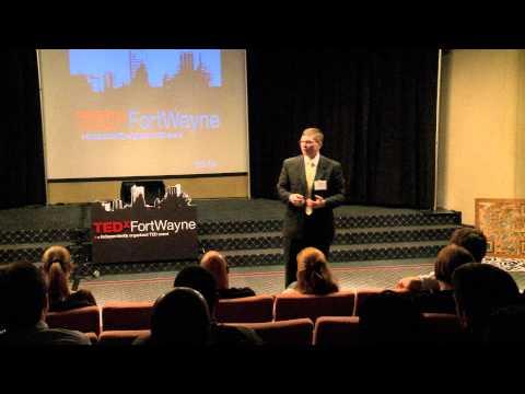 TEDxFortWayne   Tony Hudson   Transformational Second Chances