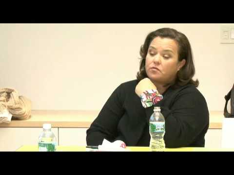 Rosie O'Donnell: Foster Care Reform