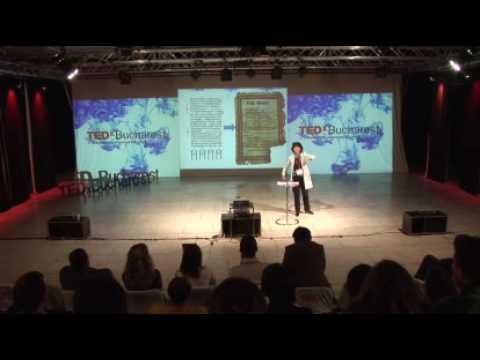 TEDxBucharest - Sandra Pralong - 10/16/09