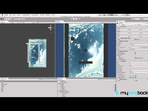 Unity 3D Tutorial 1.11 - Physics Settings Parameters