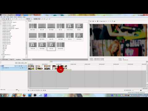 Sony Vegas Tutorial II Effect #65