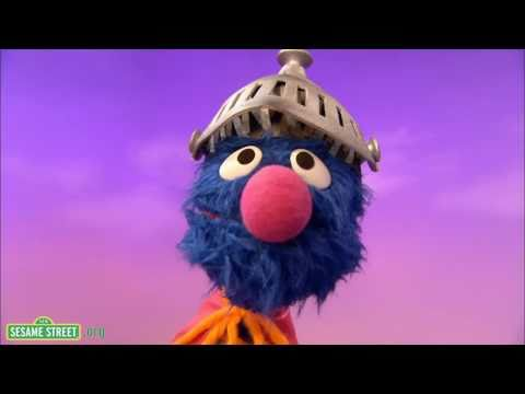 Sesame Street: Grover Flies