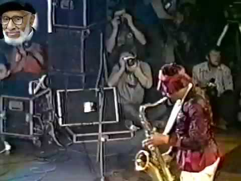 Sonny Rollins Live in Prague - 1982