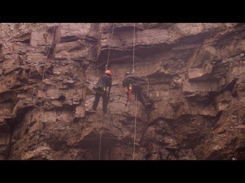 Rock Stars - Overhang Challenge