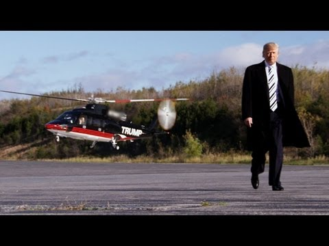 Trump Visits OCC | American Chopper