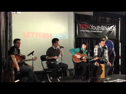 TEDxYouth@NASA - Letters & Lights - Three Songs