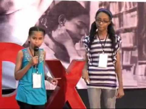 TEDxYouth@Khartoum, Fatma & Sarah: Global Warming, Nov.26.11