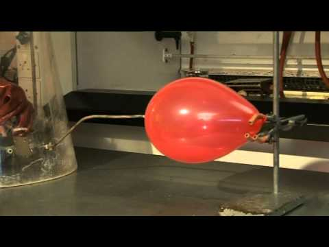 Reaction of Fluorine with Hydrogen