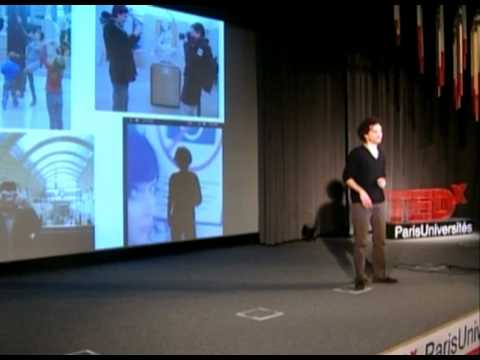 TEDxParisUniversités - Julien Dorra - Museums are not media