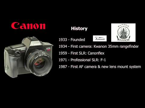 Product Overview - Canon T4i / 650D Fast Start with John Greengo