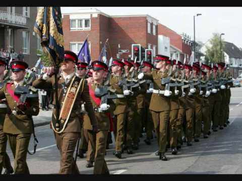 Royal Anglian Regiment (Quick March)