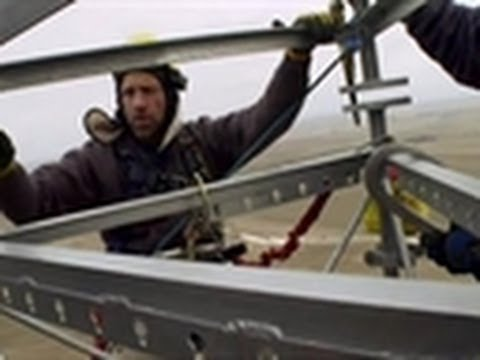 Radio Tower Climb | Dirty Jobs