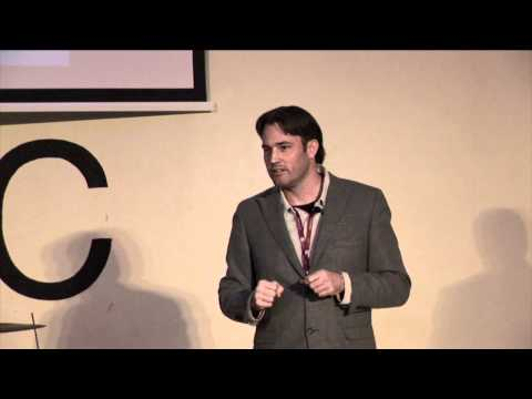 TEDxLCC - Gregory Sandstrom - The Courage of Extending Humanity