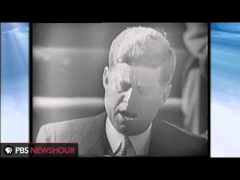 Watch President John F. Kennedy's Inauguration Speech - January 20, 1961