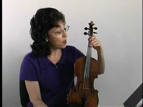 "Violin Lesson - Song Demo - ""Twinkle Twinkle"" in E major"