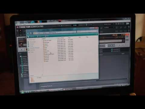 Traktor Scratch Pro  video 14 .TSI Controler mapping diagrams