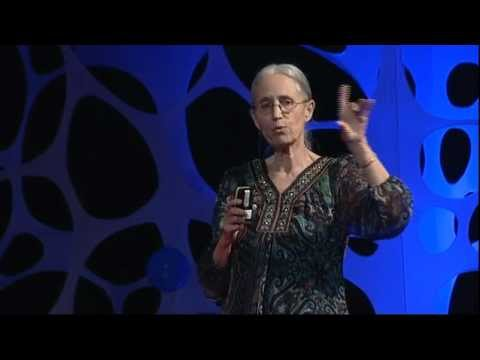 TEDxDanubia 2011 -- Françoise Chatelin - Mathematics of Life