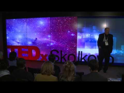 TEDxSkolkovo - Vladimir Lipunov - Looking for a new Gagarin or upgrade of Russian Space Art